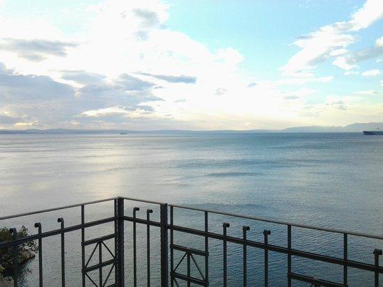 Hotel Jadran: Close to the sunset