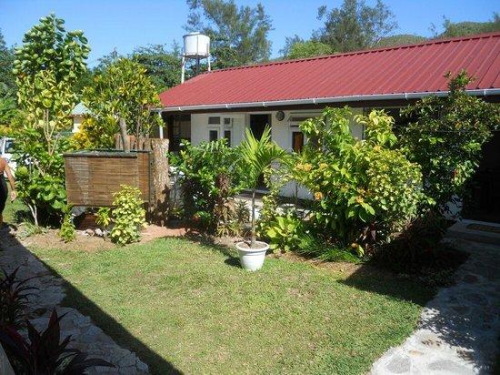 Le Relax St. Joseph Guest House: Vista della Guesthouse