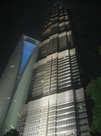 上海金茂演示厅