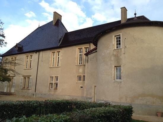 Chateau de Pizay: le chateau