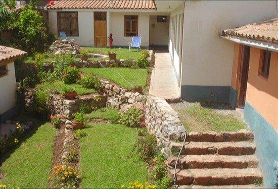 Hostal Los Tres Balcones: Hostel interior
