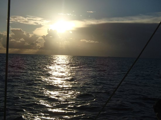 Sunset from Random Wind