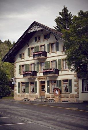 Geltenhorn Gasthof Hotel: Aussenansicht