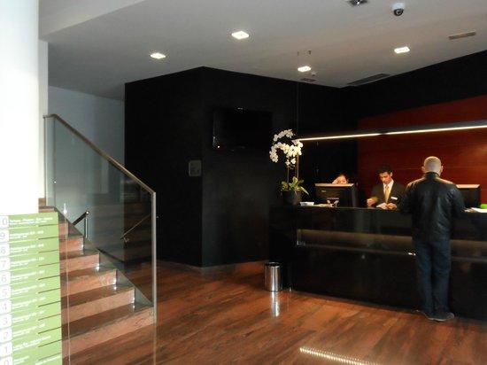 Hotel Exe Moncloa: Lobby