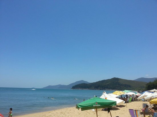 São Sebastião, SP: Praia
