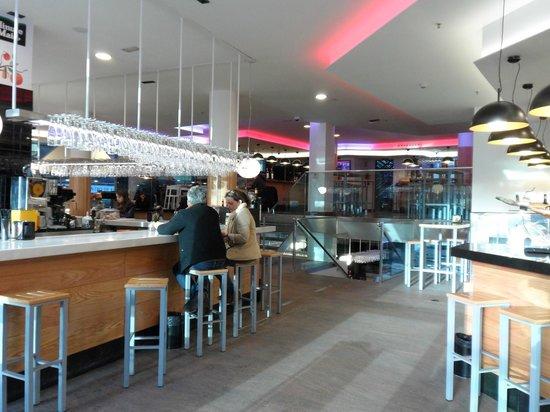 Hotel Exe Moncloa: Bar