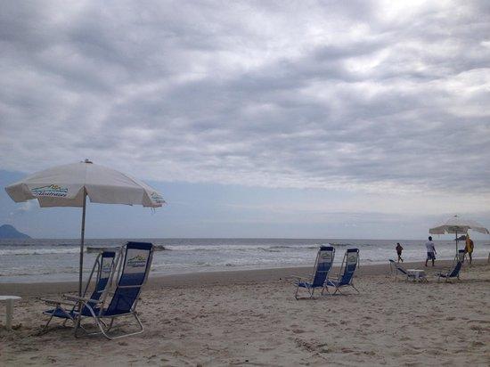 Pousada Aldeia Do Juquehy: Praia