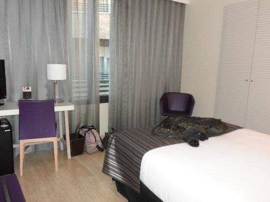 Hotel Exe Moncloa: Room