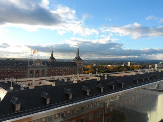 Hotel Exe Moncloa: Views / Vistas desde la azotea