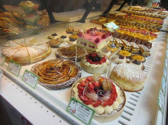 Boulangerie Alexine : patisseries