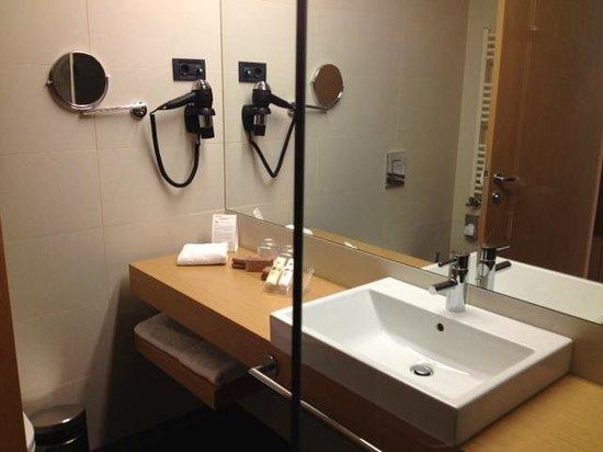 Terme Tuhelj Hotel Well: Bathroom