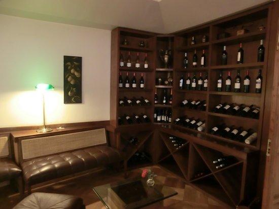 Hotel Bidasoa: bar