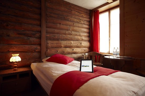 Geltenhorn Gasthof Hotel: Einzelzimmer mit Ambiente und Romantik