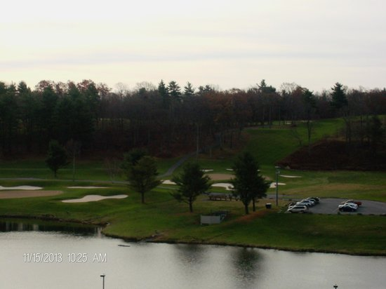 Mount Airy Casino Resort: View from the room