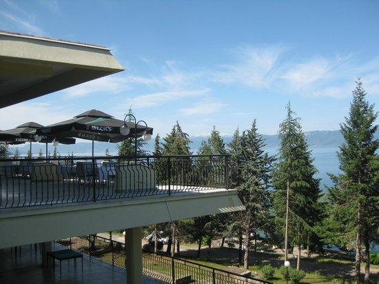 Hotel Tourist - Metropol Lake Resort: Terras
