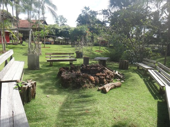 Pousada Jardim da Amazonia : Area de lazer