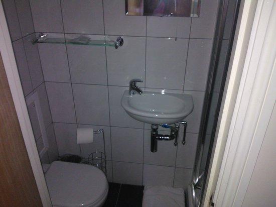 Apollo Hotel : il bagno