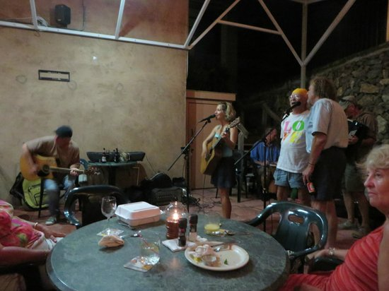 Great live entertainment at Cafe Concordia