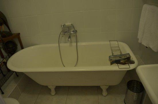 Redbourne Hilldrop Guesthouse : Bath