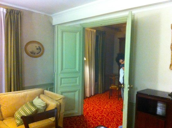 Hotel Langlois: suite