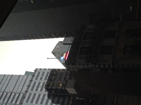 The Premier New York Times Square: Times Square ball