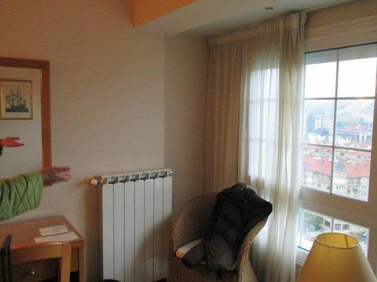 Hotel Avenida: Habitacion