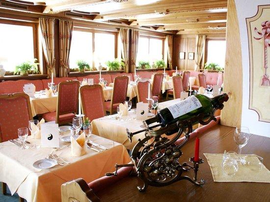 Hotel Kristberg: Speisesaal
