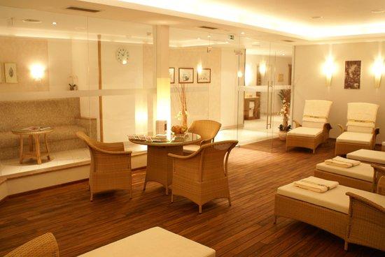 Hotel Kristberg: Spa Ruheraum