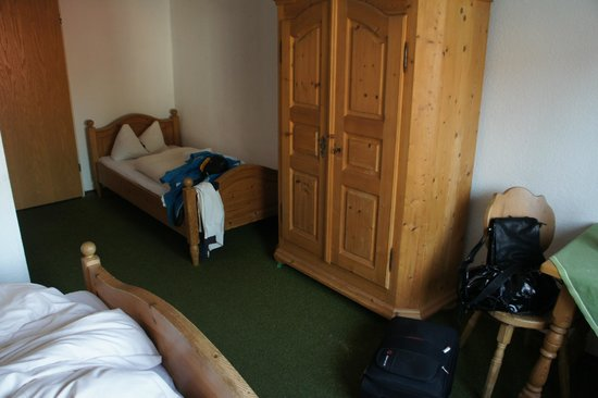 Hotel-Inn Hochries : номер
