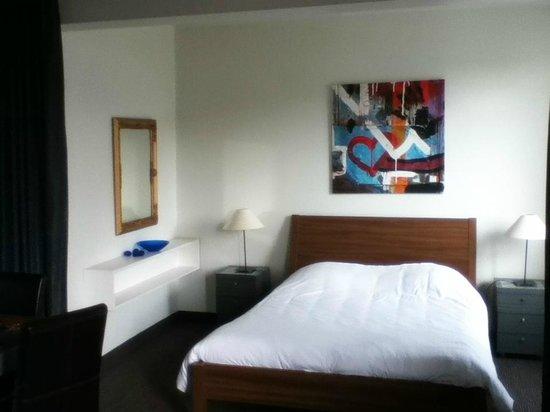 Aparthotel Wellington : Bed