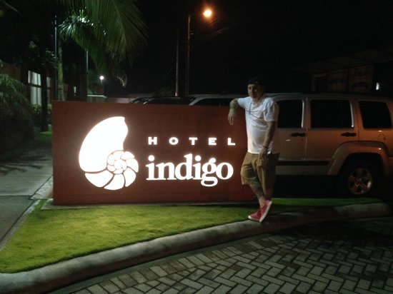 Hotel Holiday Inn Express San Jose Forum Costa Rica: Indigo