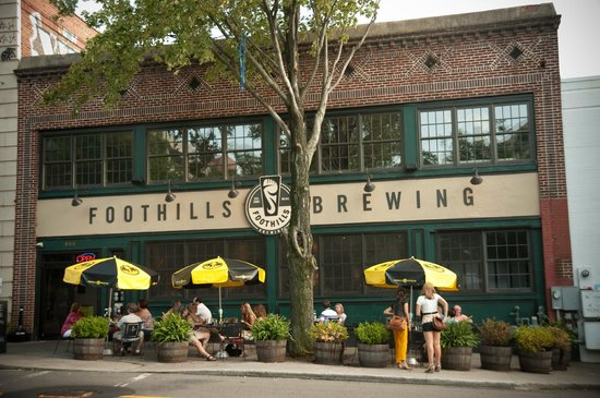 Foothills Brewpub Winston M Menu Prices Restaurant Reviews Tripadvisor