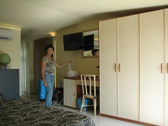 Hotel Montebello: Номер