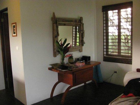 Casa Frangipani : Entrada al apartamento