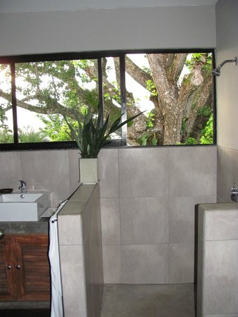 Casa Frangipani : el baño