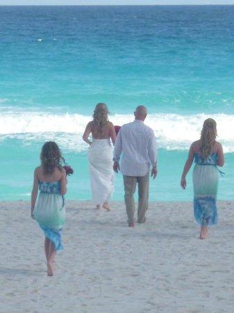 ME Cancun: Matrimonio frente al mar