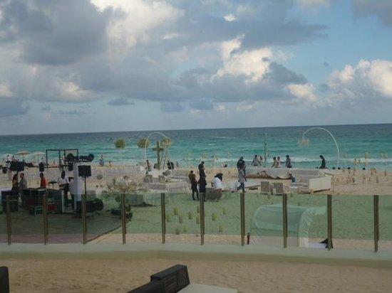 ME Cancun: Preparando otra boda al día siguiente