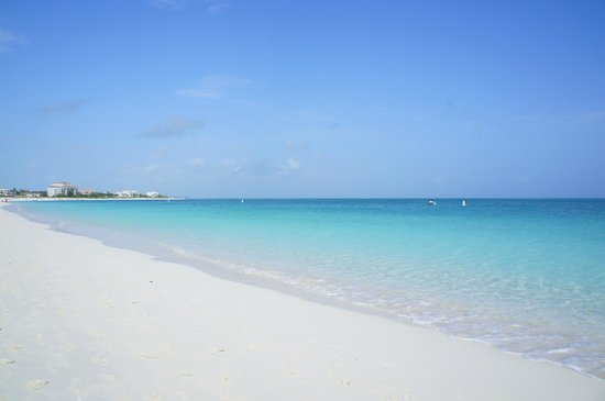Grace Bay Club: Most beautiful beach ever