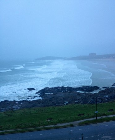 Fistral Beach Hotel and Spa : Beautiful view