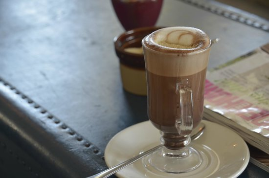 Just Pure Bistro: Awesome Mocha