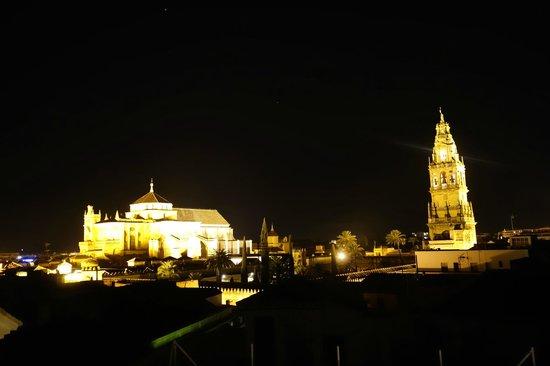 Balcon de Cordoba : vue de la terrasse