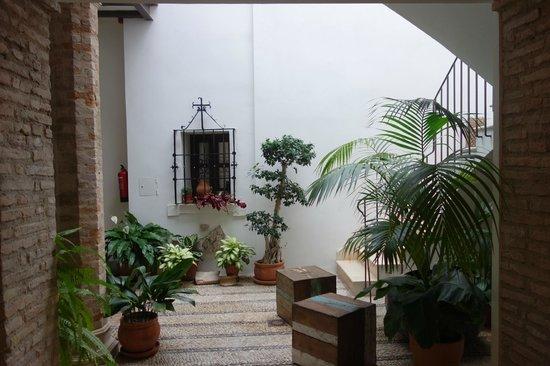 Balcon de Cordoba : détail