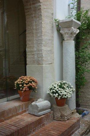 Balcon de Cordoba : entrée