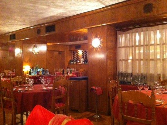 Restaurant Koxkera: ristorante