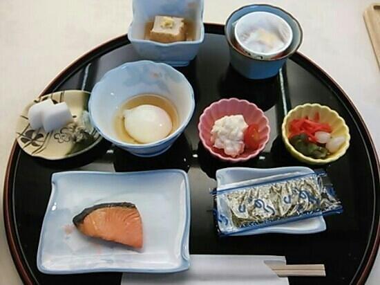Sengokuhara Fuga : 朝食  2013年11月上旬