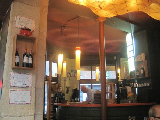 Cafe Bonal: interno