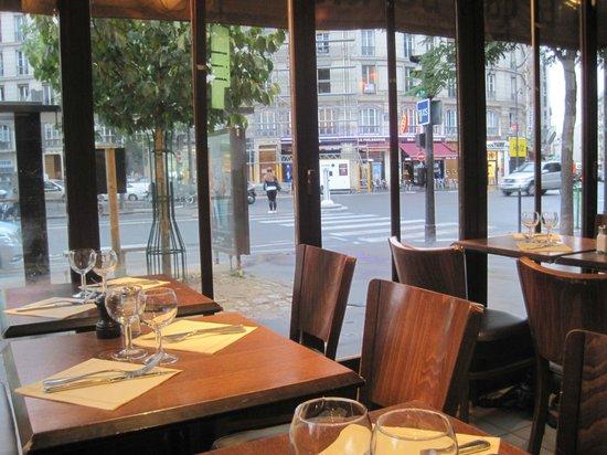 Cafe Bonal: dehor invernale