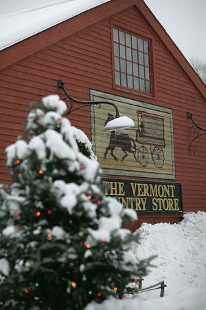 Vermont Country Store: Let it snow