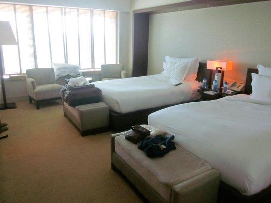 Hotel Arts Barcelona: twin bed room