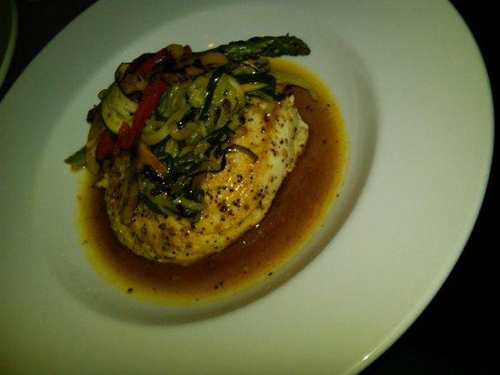 La Casita Tapas - Wine & Sushi Bar : fish specially prepared for us!